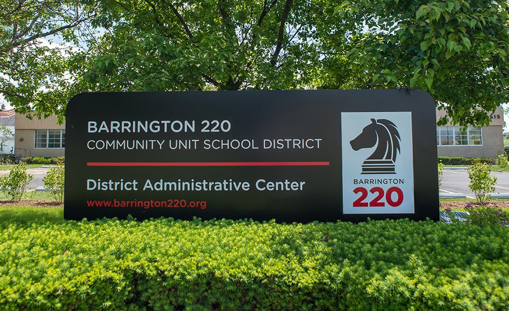 Barrington Distict 220 office