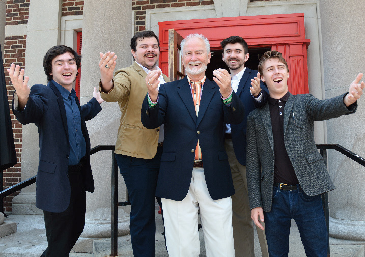 Barrington Men's Alumni Chorus