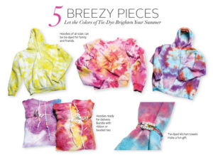 5 Breezy Pieces