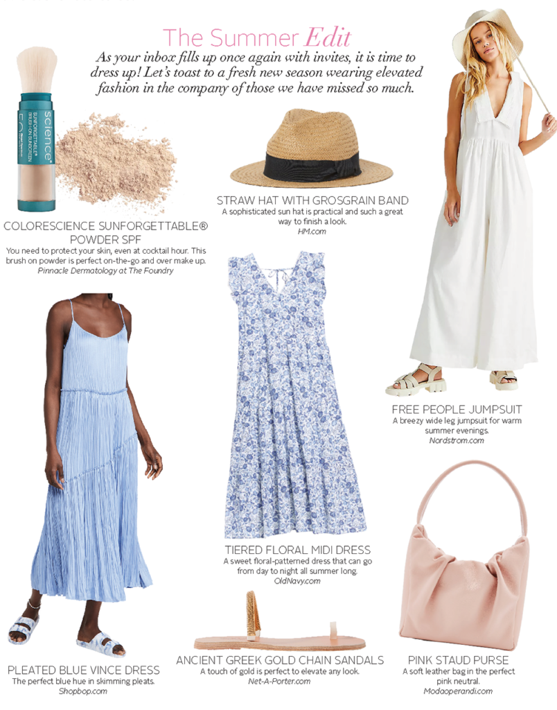 Quinessential Lifestyle: The Summer Edit
