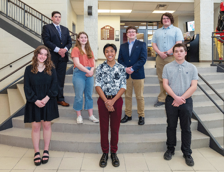 Meet Seven BHS Artists Who Share Their Talents and Dreams