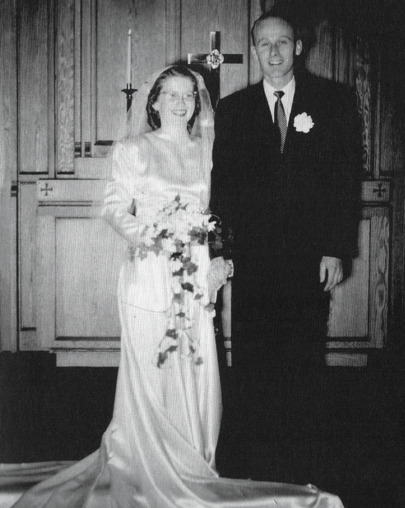 Audrey and Wilbur Veath Wedding photo