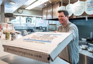 Nick Saviano Pizza Factory Barrington