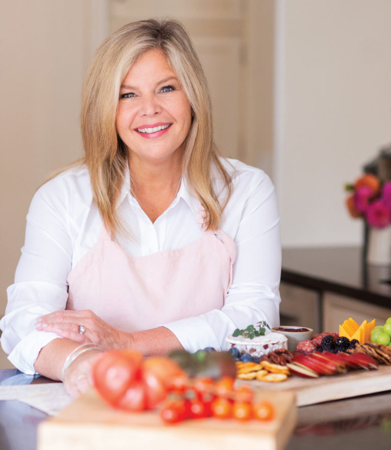 Sally Roeckell Talks Food, Family, and Friends