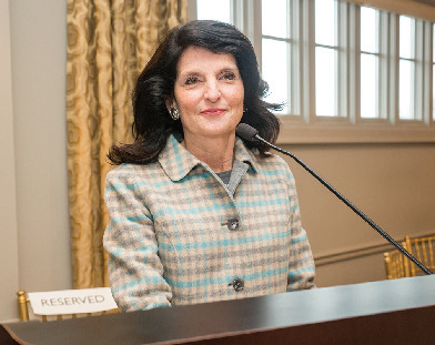 Meet Karen Darch Barrington Village President